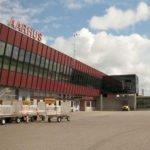 Solfilm 3M Prestige 70 folie til vinduer i Aarhus lufthavn